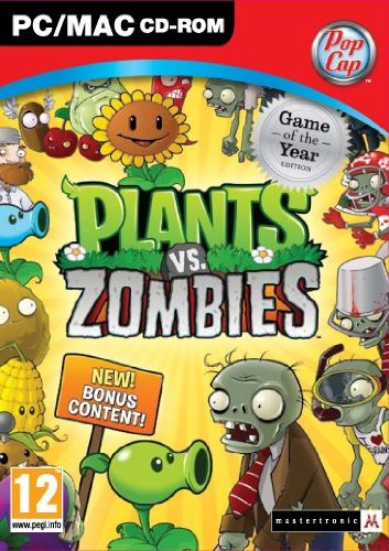 Plants vs Zombies [Game of the Year] [PEGI]