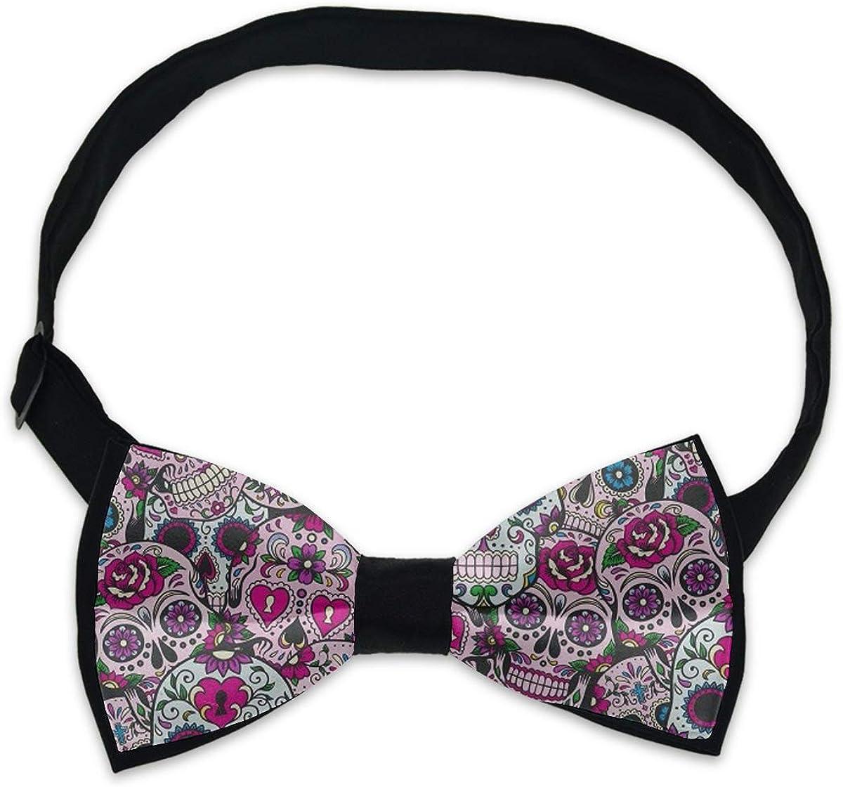 Bowtie, Adjustable Bowties Wedding,Party, Formal Events, Fancy Plain Necktie