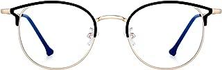 round cat eye eyeglasses