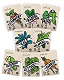 Vegetable Seeds Heirloom'SillySeed' Collection - 100% Non GMO. Veggie...