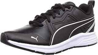 Puma Kids-Unisex Pure Jogger SL Jr Black Silver