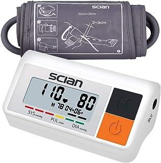BAKAJI 2822698 Medidor de presión Sanguigna digital de brazo