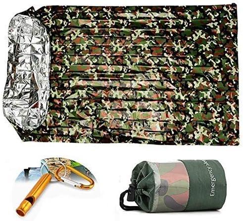 Ajing - Bolsas de dormir dobles para camping, supervivencia ...
