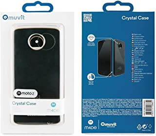 Capa Cristal Case Original Motorola Moto Z - Transparente