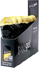 TORQ Unisex s Energy Gel Lemon Drizzle 15 x 45g Estimated Price : £ 23,08