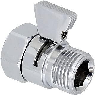 Best shower arm shut off valve Reviews
