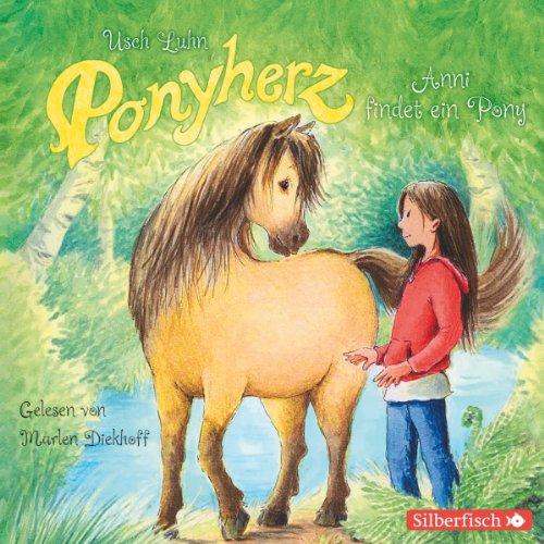 Anni findet ein Pony Titelbild