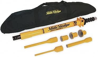 Slide Hammer Sledge, 14 Lb, 30 In, W/6 Tips