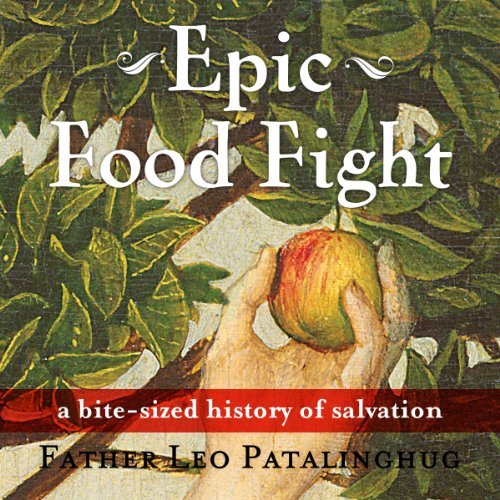 Epic Food Fight audiobook cover art