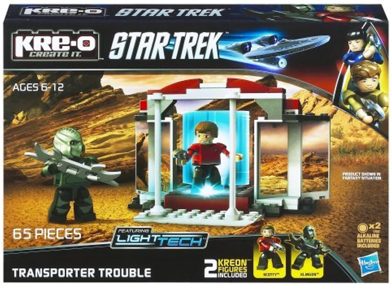 a la venta KRE-O Estrella Trek Transporter Trouble Trouble Trouble Construction Set (A3140) by KRE-O  elige tu favorito
