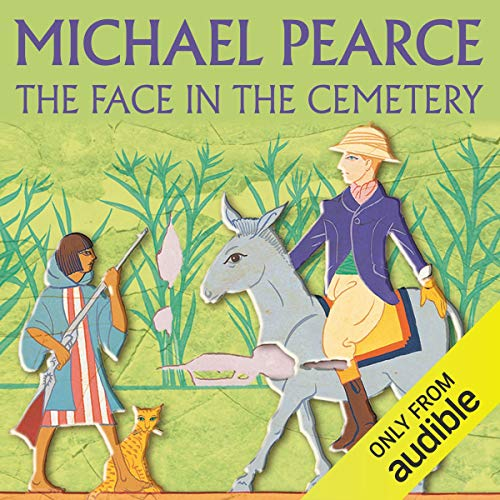 The Face in the Cemetery audiobook cover art