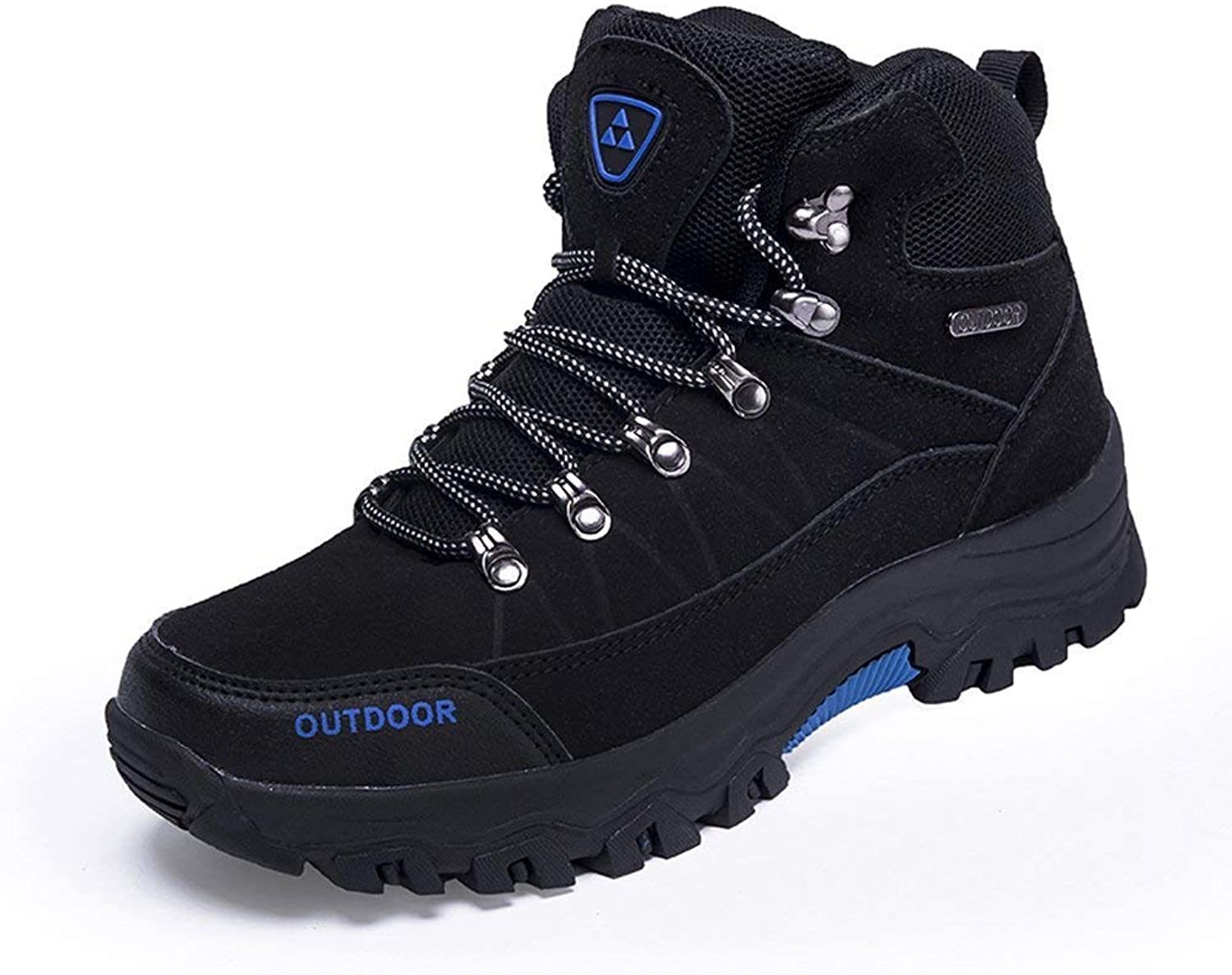 Cici shoes Women's Hiker Leather Waterproof Hiking Boot Outdoor Backpacking shoes
