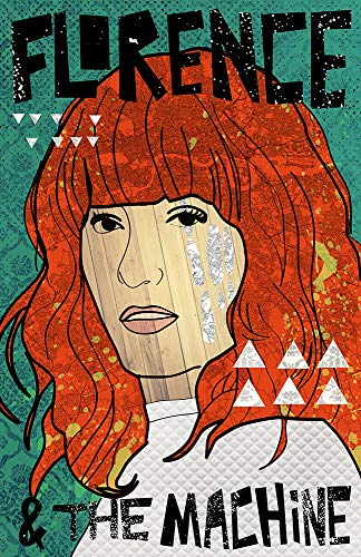 Florence and the Machine Poster/Music/Art/Modern Design/Pop Art/Poster/Limited Edition