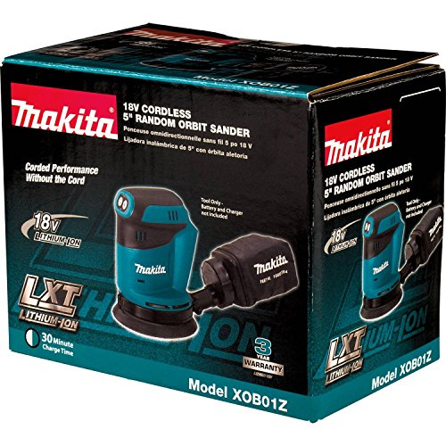 Makita XOB01Z 18V LXT Lithium-Ion Cordless 5