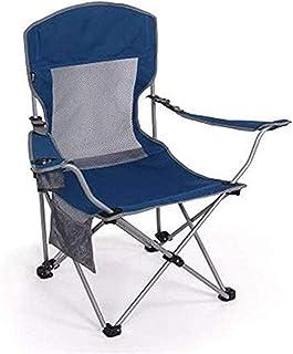 Recliner Sun Lounger Folding Chair Recliner Camping Chair Outdoor Portable Folding Chair Fishing Chair Beach Chair Two-spe...