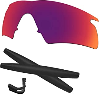 M Frame Hybrid Lenses & Rubber Kits Replacement for Oakley Polarized