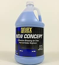 Ardex New Concept - Tire Shine-Vinyl Seat-Dash-Plastic and Rubber Trim Dressing (Gal.)