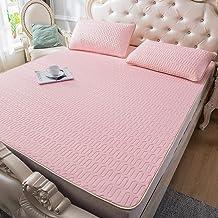 JKYP Zomer ijs zijde cover, koelmat, met kussensloop opvouwbaar vouwen, Chill matras Gel Pad comfortabel Cool Bed Cover, ...