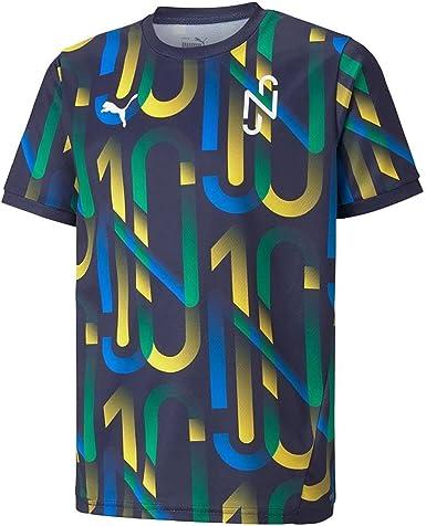 PUMA Neymar Jr Future Jersey Jr, Camiseta, Unisex Niños