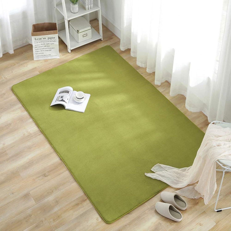 Carpet Super Soft Indoor Modern Non Slip Carpet Plush Fluffy Smooth Living Room Dining Room Bedroom Rug carpet (Size   120×160cm)