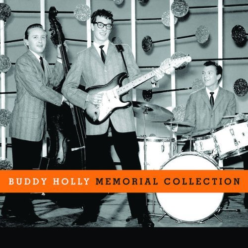 Price comparison product image Buddy Holly Memorial Collection (3 CD Set)