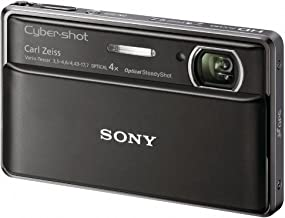 Sony Cyber-Shot DSC-TX100V 16.2 MP Exmor R CMOS Digital Still Camera with 3.5-inch OLED Touchscreen, 3D Sweep Panorama and...