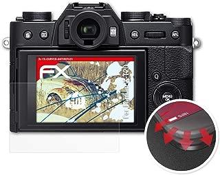 3x AirGlass PELLICOLA VETRO per Fujifilm X-T20 Proteggi Schermo