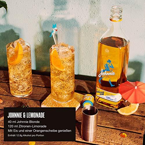 Johnnie Blonde Blended Scotch Whisky - 4