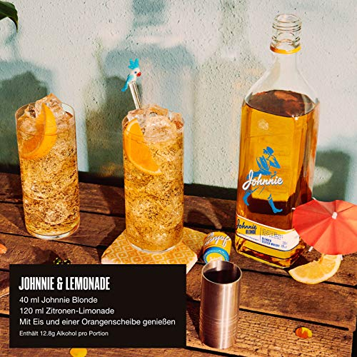 Johnnie Blonde Blended Scotch Whisky, 70 cl - 6