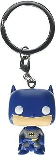 DC Comics Funko Pop! Keychain Pocket DC Batman Figure 4483 Multicoloured