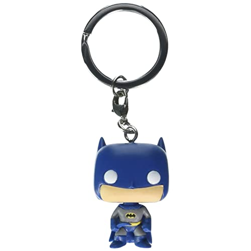 Amazon.com: Funko POP! Keychain Pocket DC Batman Figure ...