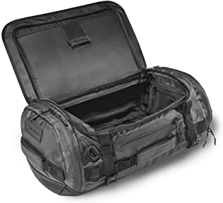 WANDRD - Hexad Carryall Travel Duffel Bag - Includes Backpack Straps and Laptop Sleeve