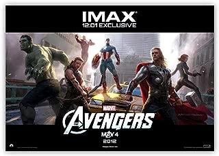 The Avengers Imax 13