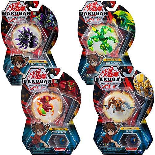 Bakugan Ultra Ball 1er Pack, unterschiedliche Varianten
