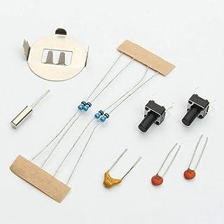 Di For Y 4 بت أنبوب رقمي ديني عدة يؤدى ساعة رقمية كيت ساعة الإلكترونية Compact and easy to embed