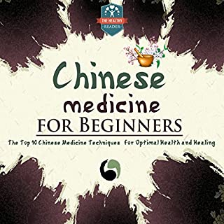 Chinese Medicine for Beginners cover art