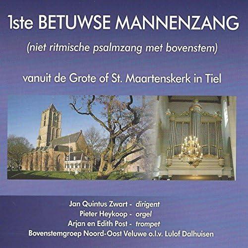 Boven stem groep Noord-Oost Veluwe, Mannensamenzangkoor Tiel & Lulof Dalhuisen