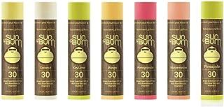 Sun Bum Lip Balm | SPF 30 | 0.15 Ounce Stick | Broad Spectrum UVA, UVB Protection, Hypoallergenic, Paraben Free, Gluten Fr...