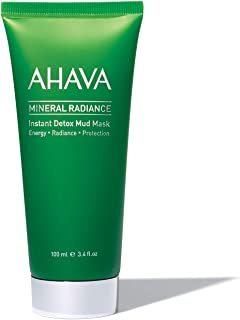 AHAVA Mineral Radiance Detox Mud Mask, 100ml