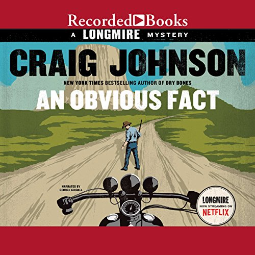 An Obvious Fact audiobook cover art