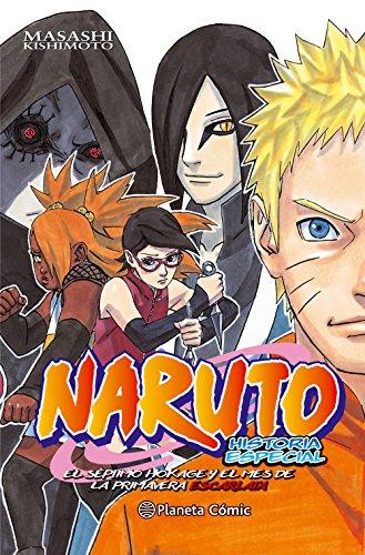 Naruto Historia Especial (Gaiden) (Manga Shonen)