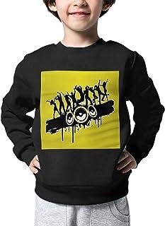 Crazy Wild Funny Youth Fleece Crewneck Sweater Tcombo Go Bananas