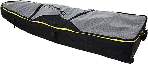 Dakine World Traveler Surfboard Coffin w/Wheels - Carbon