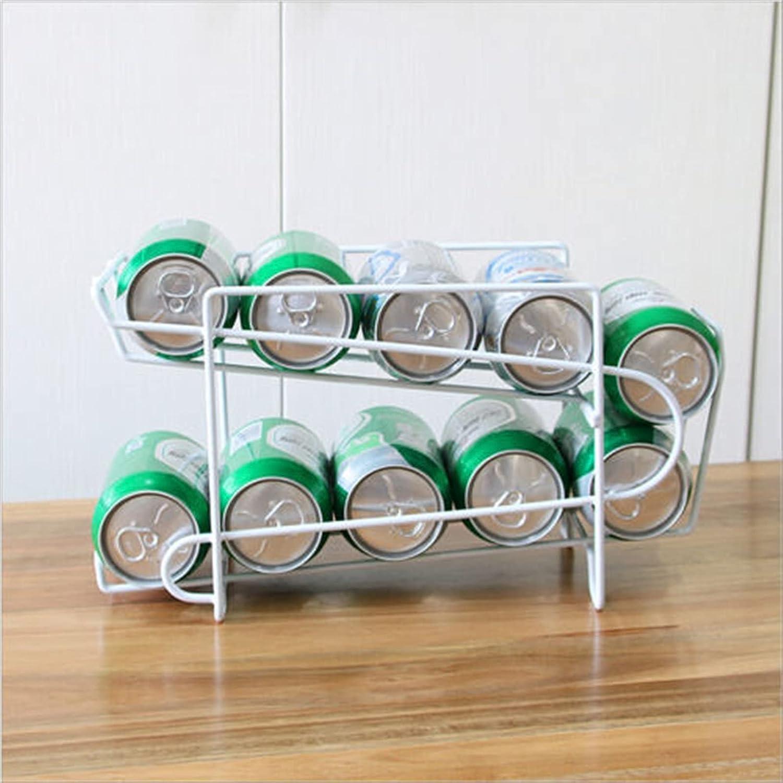 Storage Max 76% OFF Cabinet Beer Beverage Soda Dispenser Organiz Mail order cheap Holder Rack