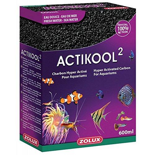 Zolux Charbon actikool 600 ML