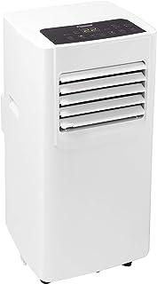 Bestron AAC7000 - Aire acondicionado portátil (potencia de refrigeración de 7000 BTU / 2,1 kW, para habitaciones de hasta 60 m3), color blanco