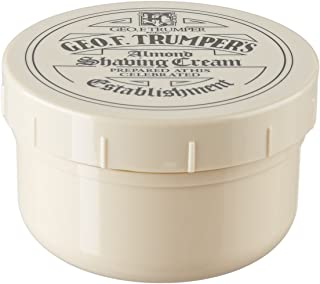 Geo F. Trumper Almond Shaving Cream Jar