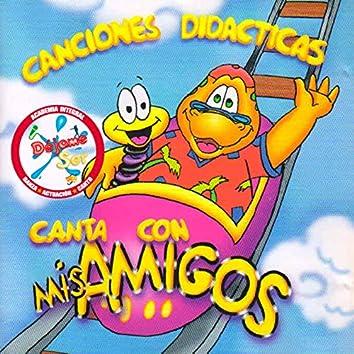 Canta Con Mis Amigos: Canciones Didácticas