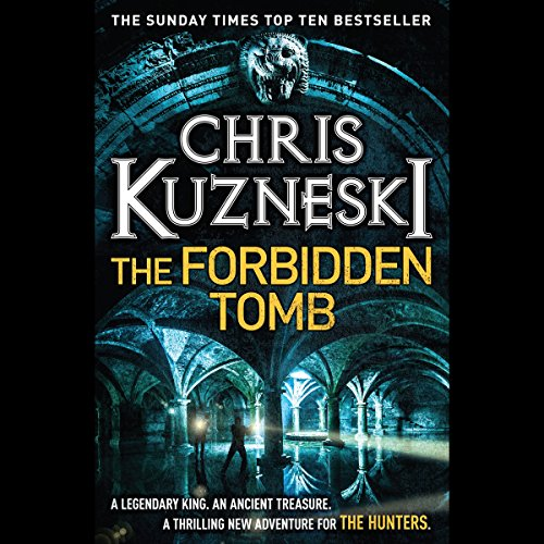 The Forbidden Tomb audiobook cover art