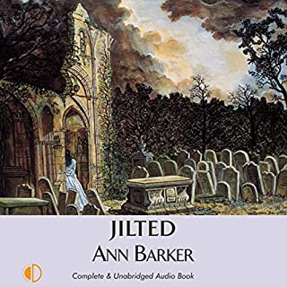 Jilted audiobook cover art